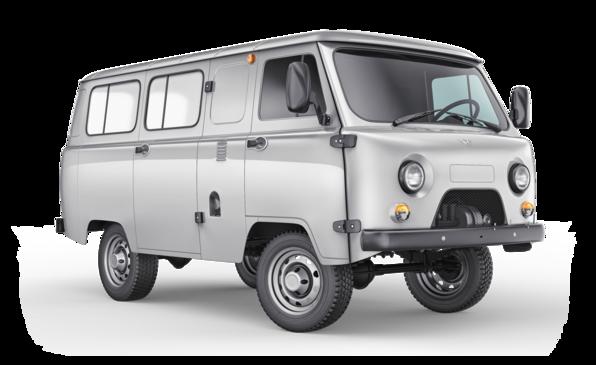 Остекленный фургон